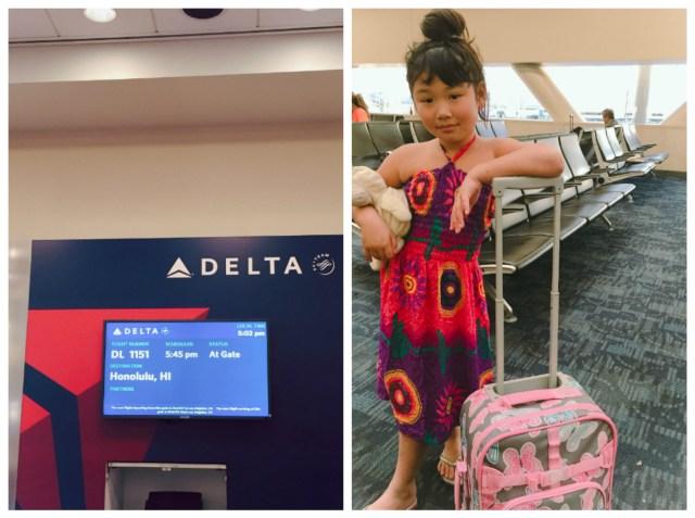 Off we go to Honolulu!