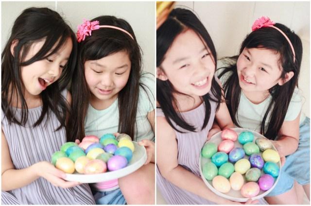 Easter egg fun!