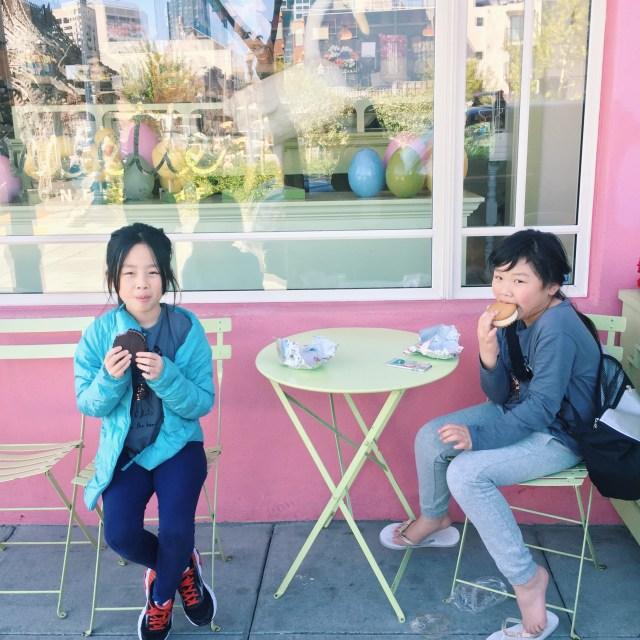 Ice cream time at Miette