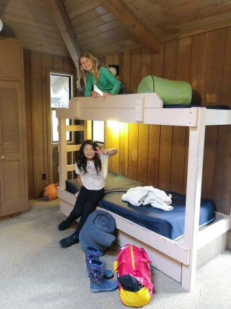Roomies at Mount Hermon