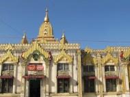 Botataung Pagoda, Yangon, Burma