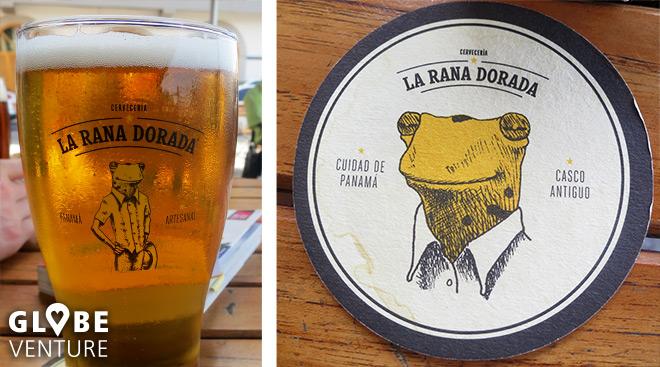 Globeventure - Brauerei La Rana Dorada