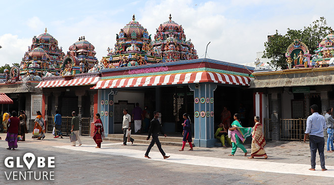 Kapaliswarar Tempel