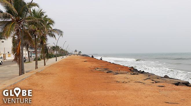 Strandpromenade White Town