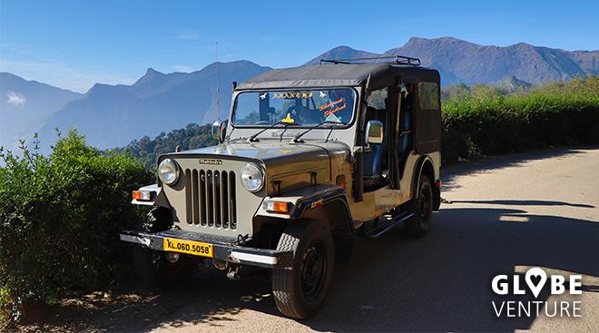 Munnar Westghats Indien