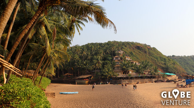 Cola Beach in Suedgoa