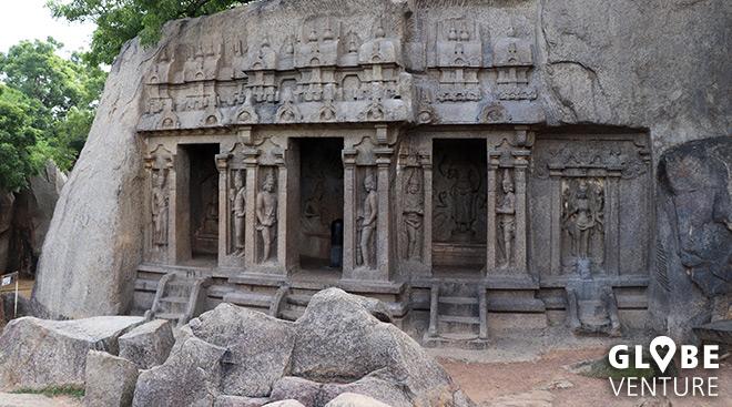 Mamallapuram - Höhlentempel