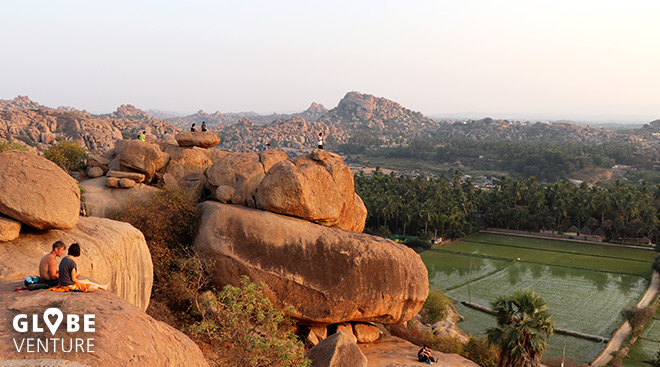 Sunset Point Hampi