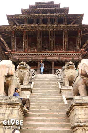 Bakthapur Tempel Nyatapola Pagode