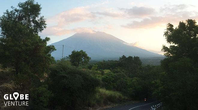 Bali Amed Rollerausflug Mount Agung