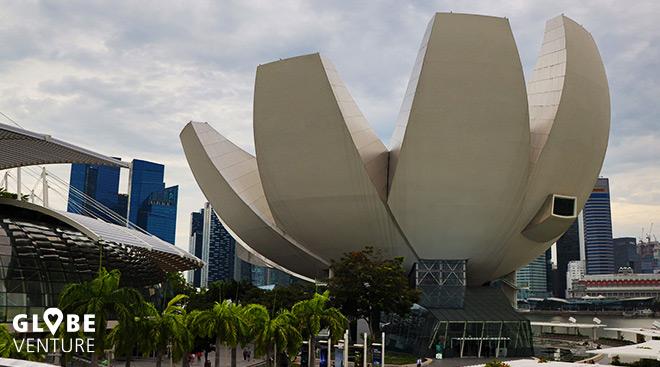 ArtScience Museum Singapur