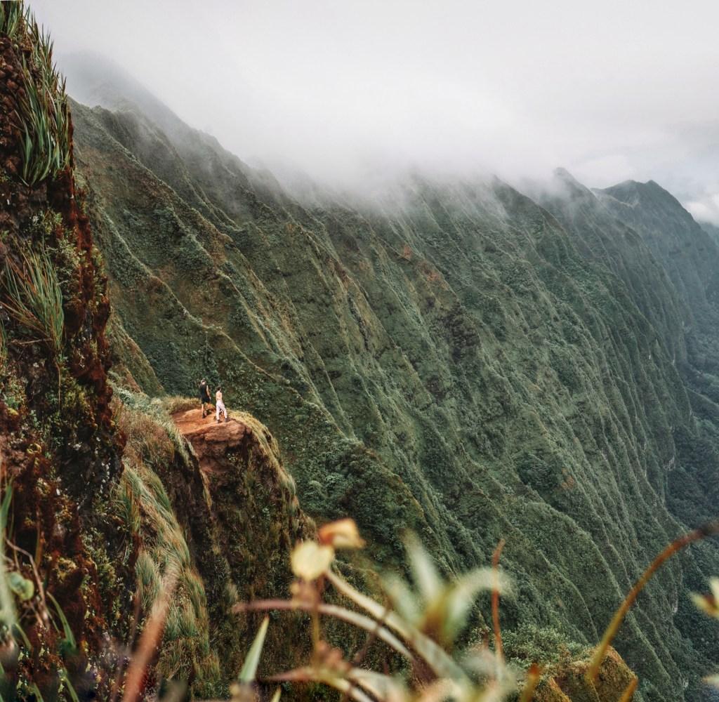 Kuliouou Ridge Trail Oahu