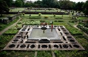 1000 fountains Inside Shaniwar wada fort