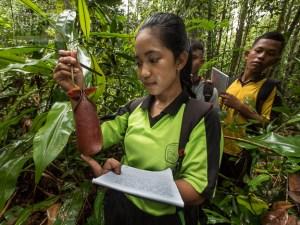 GLOBIO environmental education outreach
