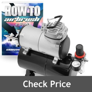 4. PointZero 15 HP Portable Airbrush Compressor Review