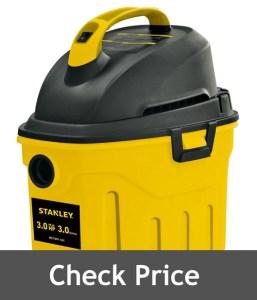 Stanley 3 Gallon Vacuum