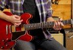 Best Semi Hollow Body Guitar Under 1000