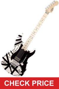 EVH Striped Stratocaster Electric Guitar