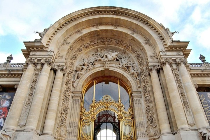 Petit Palais, Paris (France).