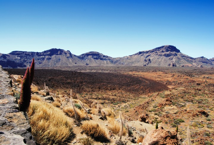 Teide National Park, Tenerife.