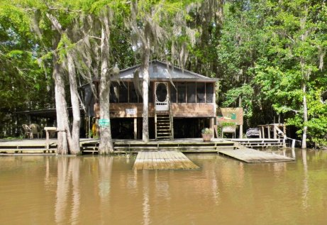 Honey Island Swamp Shack