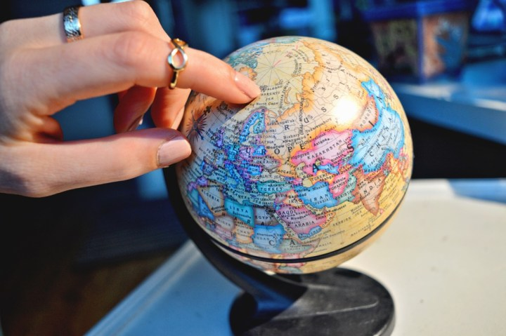 What should the world map actually look like?