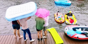 10 tips for a rainy summer day