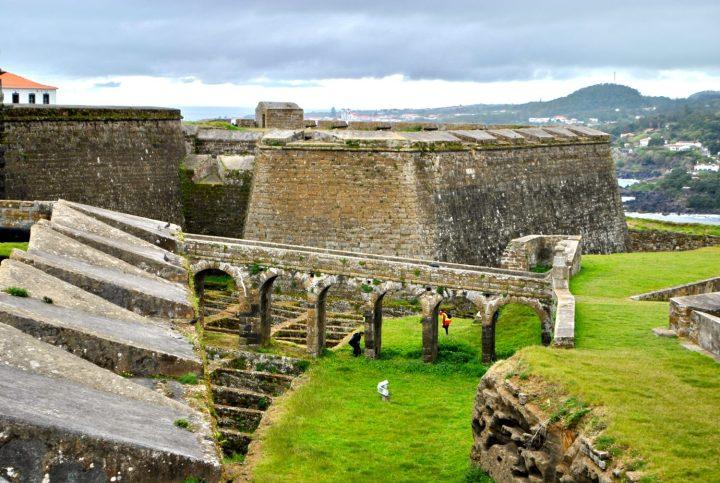 Fortress Angra do Heroísmo