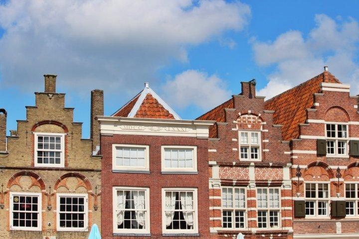 Historic houses in Dordrecht