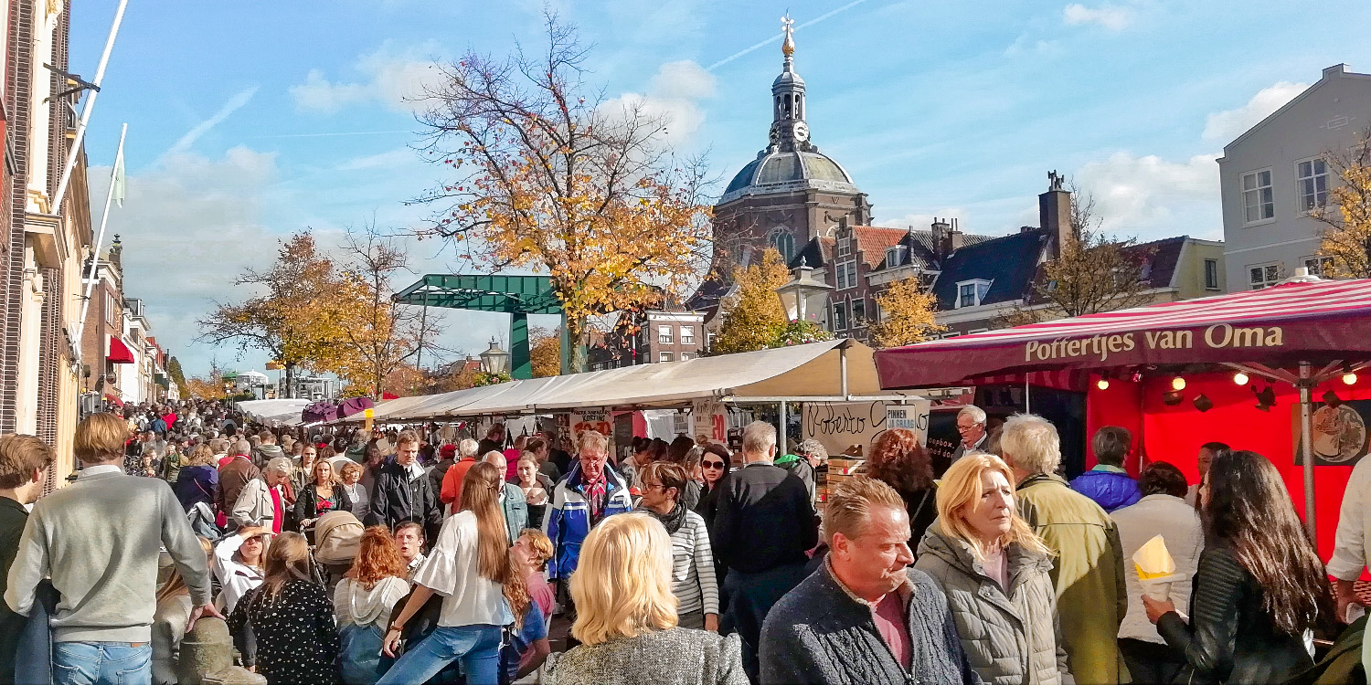 Leids Ontzet: Ever Heard of this Unique October Festival in Holland?