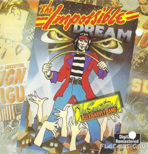 The Sensational Alex Harvey Band -Impossible Dream 1974