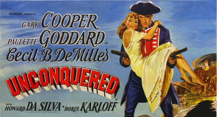 Paulette Goddard & Gary Cooper