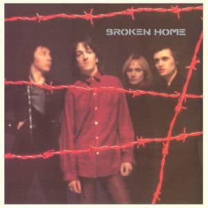 Broken Home 1st LP Recto