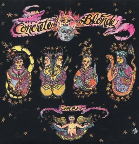 Concrete Blonde – Free 1989
