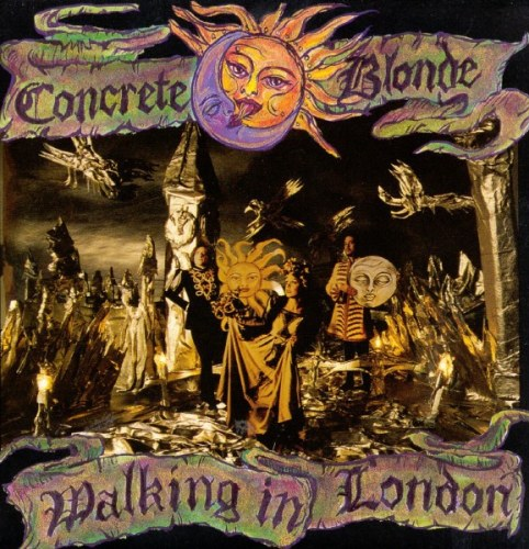 Concrete Blonde – Walking in London 1992