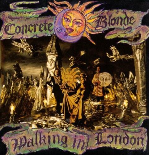 Concrete Blonde – Walking in London 1992