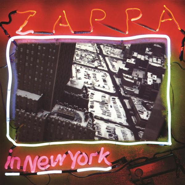 Zappa in New York