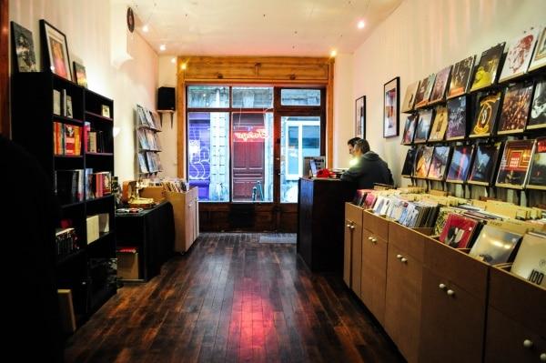Tiki Vinyl Store à Lyon