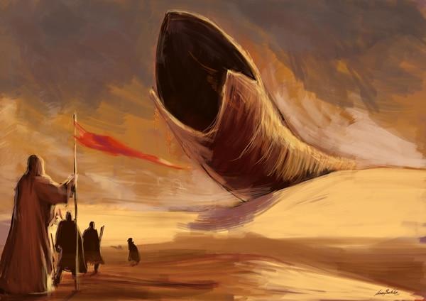 Dune - Shai-Hulud