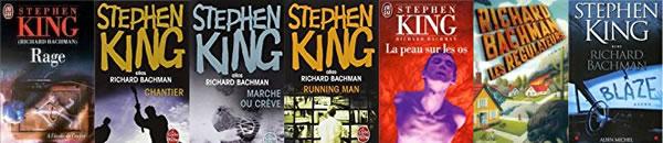 Stepehn King Richard Bachman