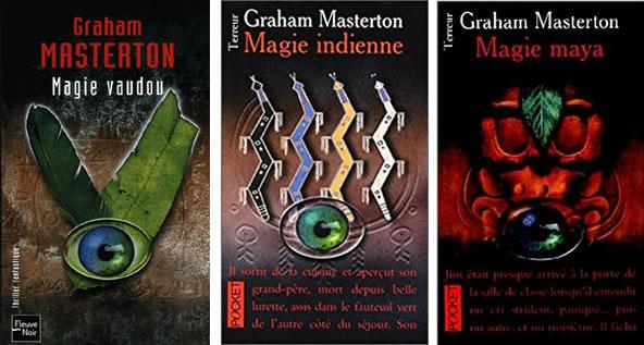 Graham Masterton Jim Rook