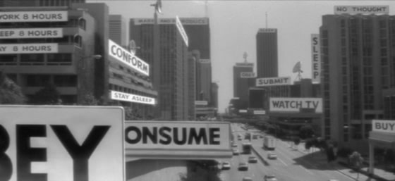 Invasion Los Angeles - John Carpenter