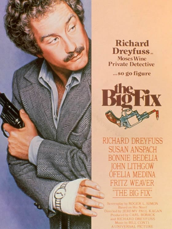 Affiche The Big Fix 1978