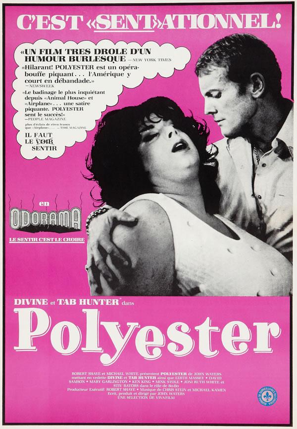 Polyester de John Waters affiche
