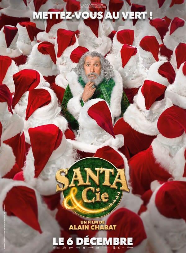 Santa et Cie d'Alain Chabat