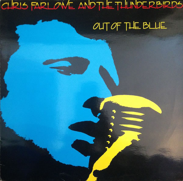 Chris Farlowe and The Thunderbirds pochette