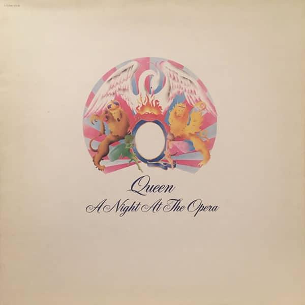 Queen Night At The Opera pochette recto