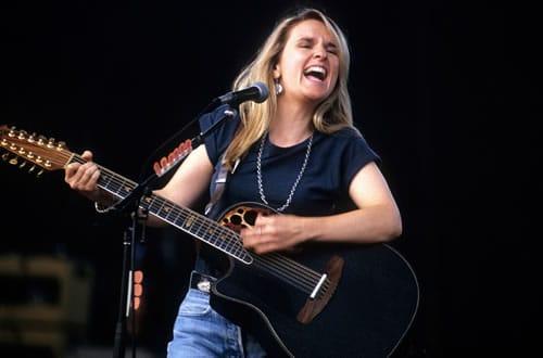 Melissa en concert