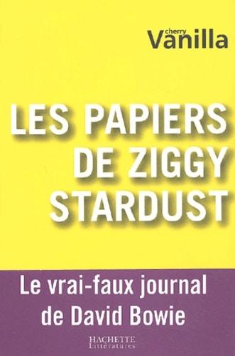 papiers de Ziggy Stardust par Cherry Vanilla