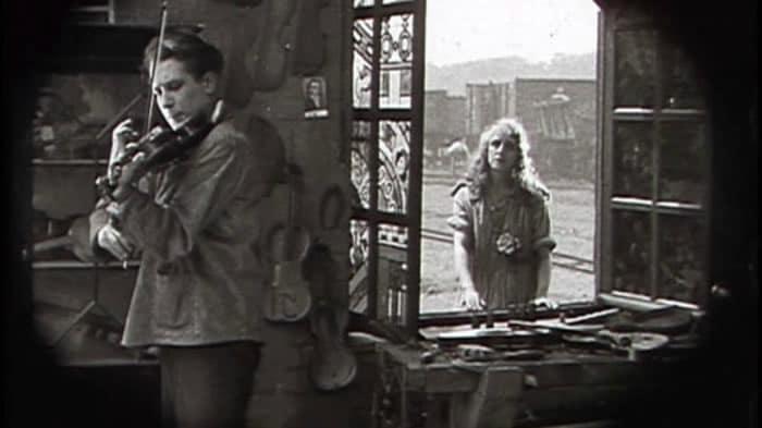 Gabriel de Gravonne & Ivy Close, la roue d'Abel Gance